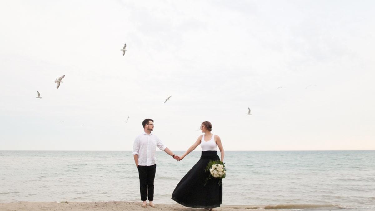 Scarborough Bluffs Wedding Video