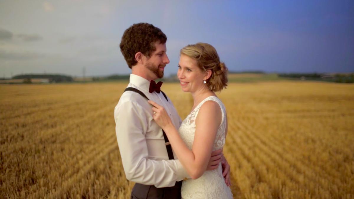 Everett, Ontario Barn Wedding Video