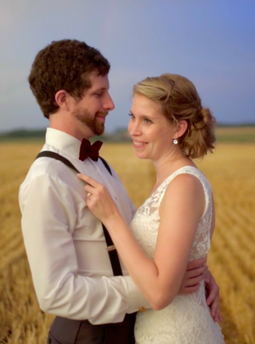 Everett, Ontario Barn Wedding Video