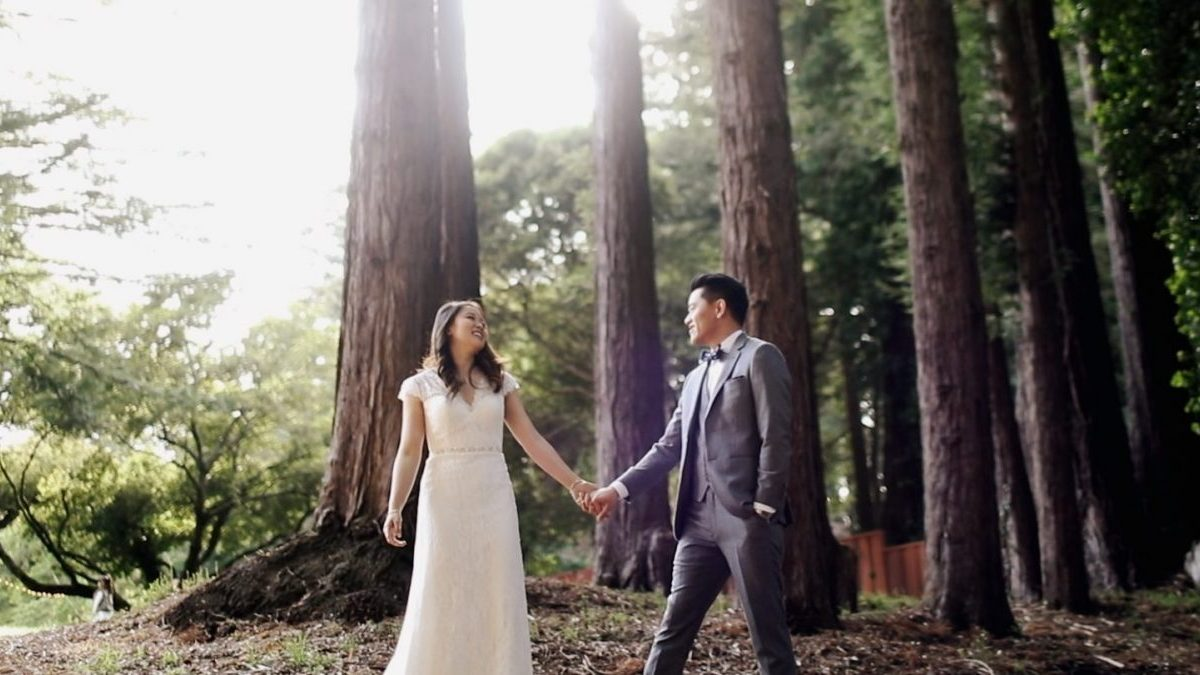 San Fransisco, CA. Wedding Video