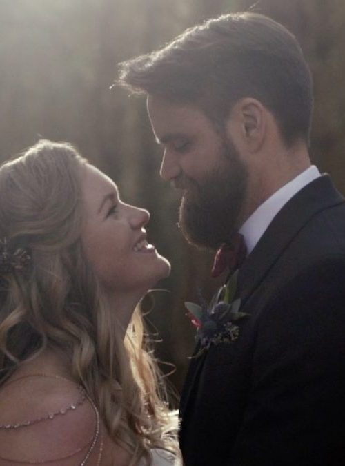 Backyard Wedding Video