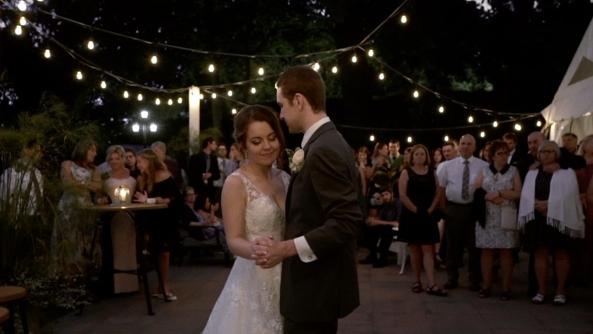 Penryn Park Wedding Video